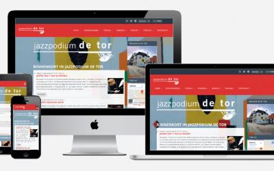 Jazzpodium de Tor: een nieuw seizoen, een nieuwe site…