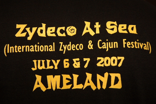 Zydeco at Sea