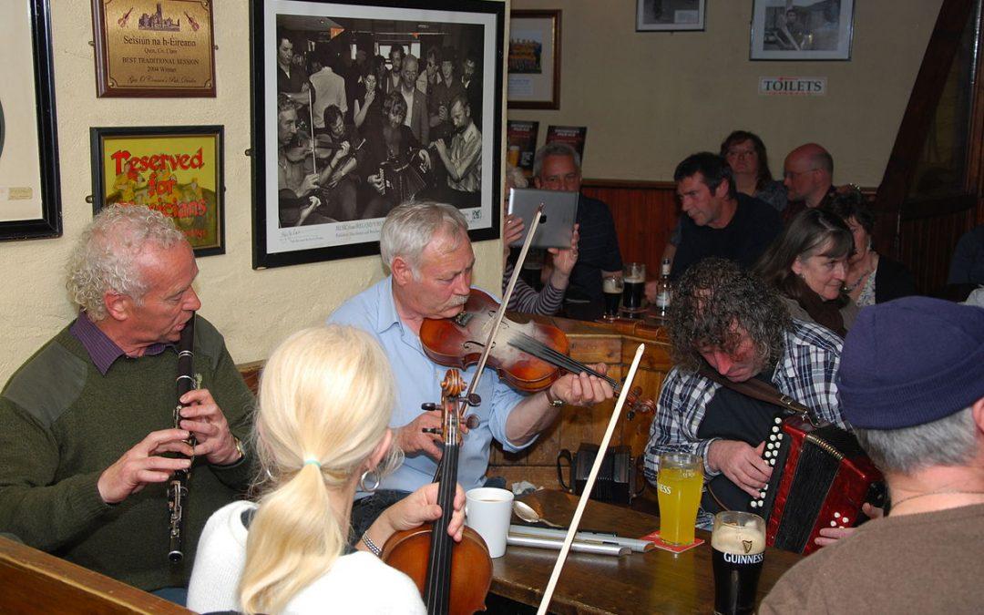 Jazz in Ireland?